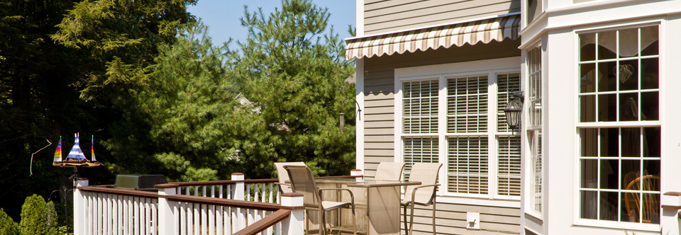 SolarShield Retractable Awnings